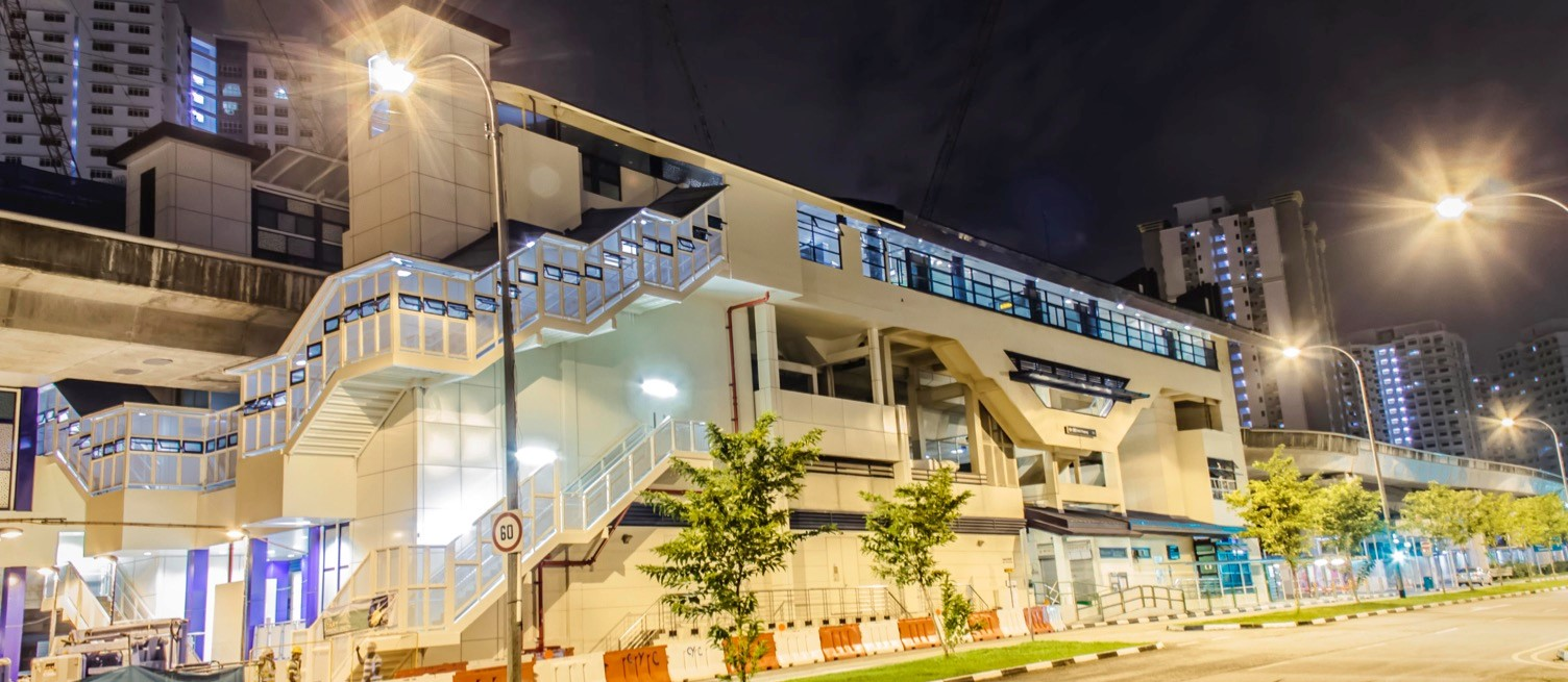 C1338B – Enhancement to existing MRT/LRT stations & associated commuter facilities gallery