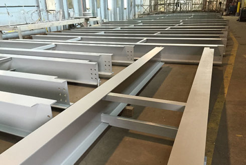 Steel Manufacturing & Fabrication