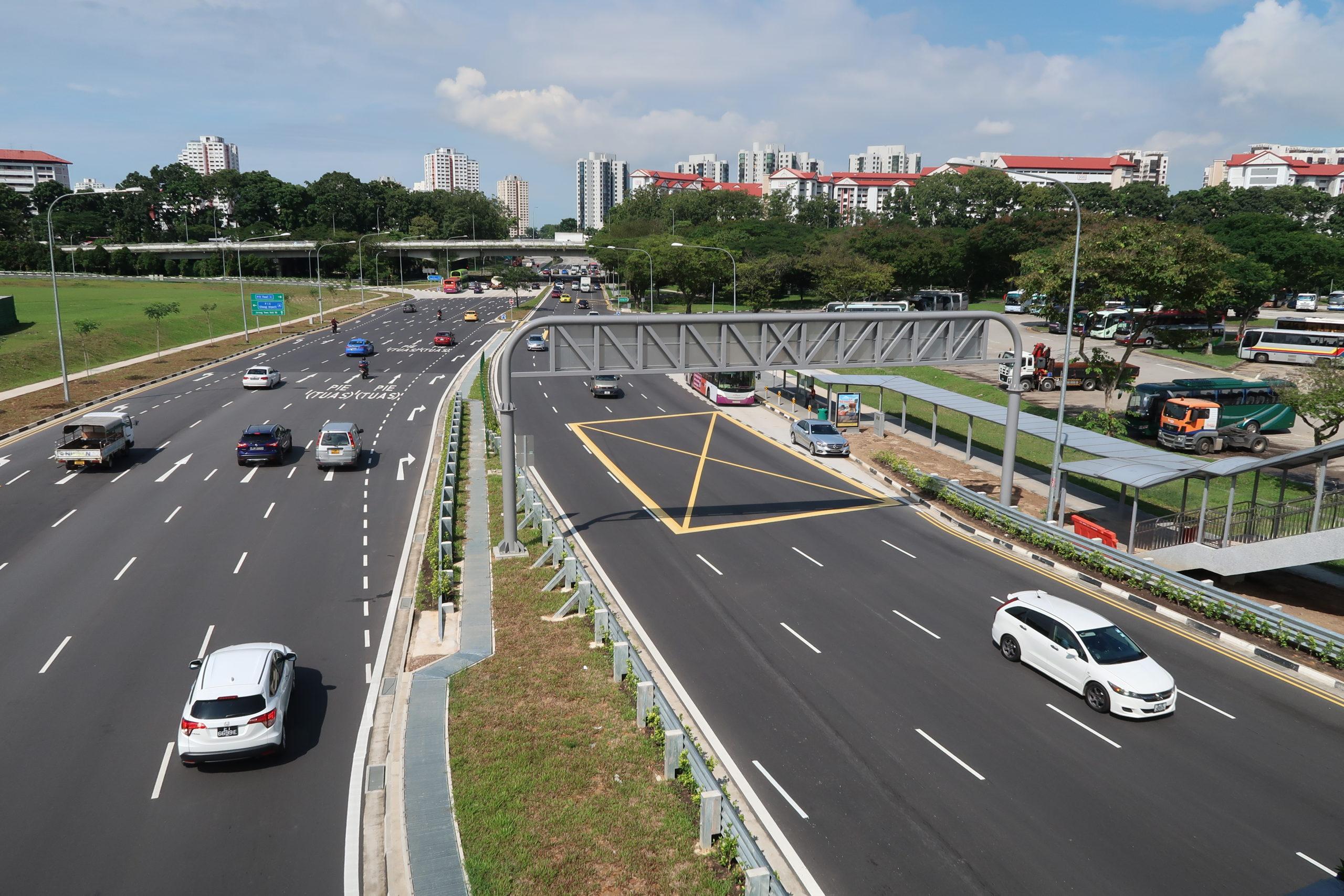 ER472 – Junction Enhancement at Bukit Batok Road Between PIE and Bukit Batok West Ave 3 gallery